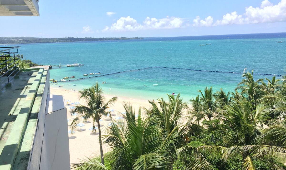 沖縄旅行なら!プライベートビーチが満喫できるムーンビーチがオススメ!