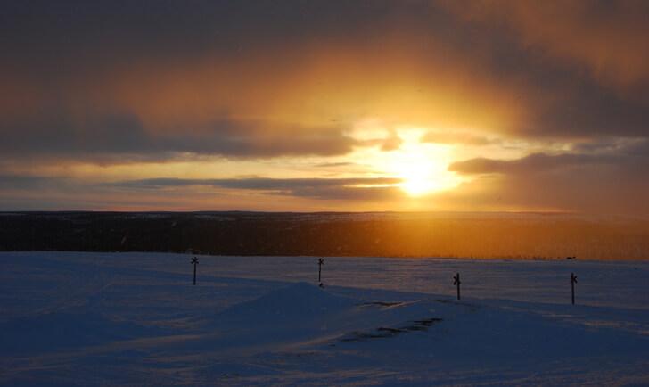 冬の旅行はフィンランドのSaariselkä (サーリセルカ)に行きたい