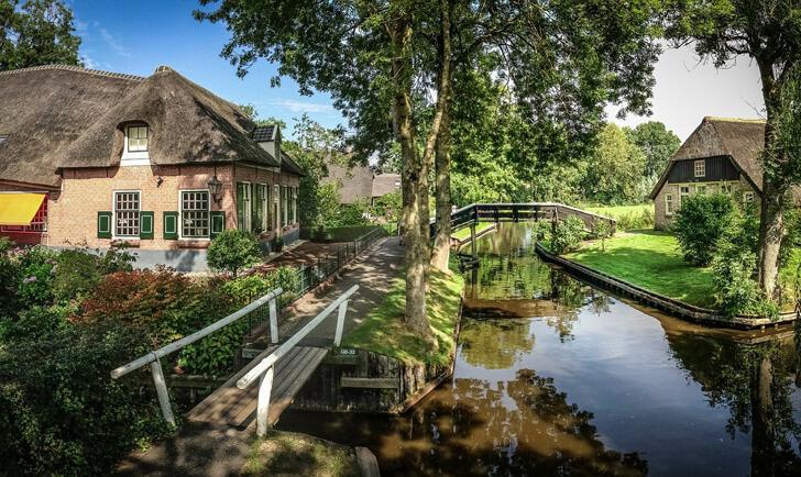 オランダ観光なら「ヒートホールン」がオススメらしいので調べてみた